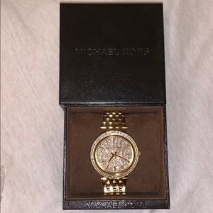Michael Kors Gold Watch MK - 3438